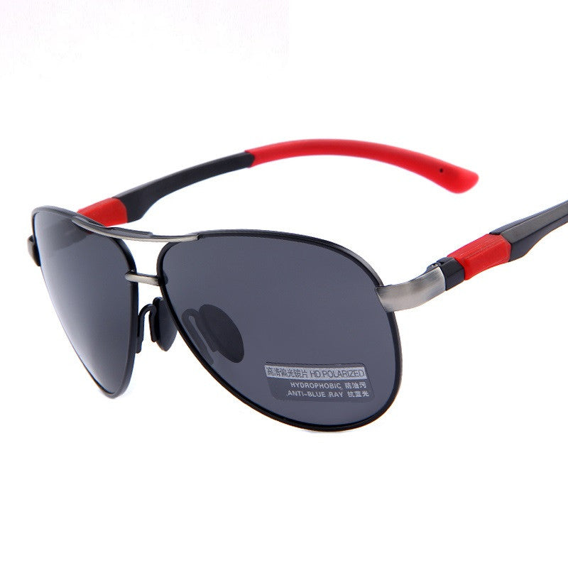 New Men Brand Sunglasses HD Polarized Glasses Men Brand Sport Polarized Sunglasses High quality