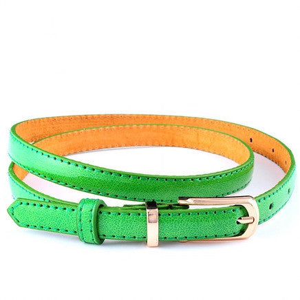 New arrival Genuine leather women belts fashion belts Metal buckle cowhide belts for women