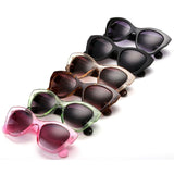 Newest Butterfly brand Eyewear Fashion sunglasses women hot selling sun glasses High quality Oculos UV400