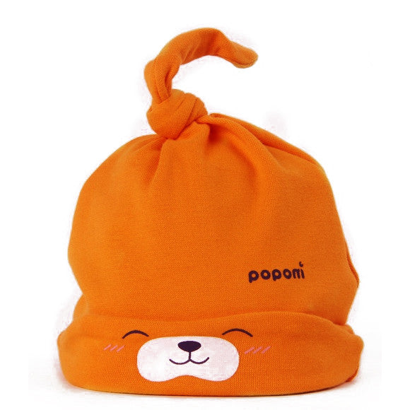 Mult-color Cartoon Baby Toddlers Cotton comfort Sleep Cap Headwear Cute Hat