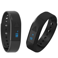 Original iwown i5 Smart Bracelet Bluetooth Activity Wristband Intelligent Sports Watch Step Gauge Sleep Track Caller ID display