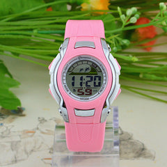 Boy and girl Digital Watch Sports Alarm Stopwatch Watches 30M Waterproof Children's Wristwatches Student watches