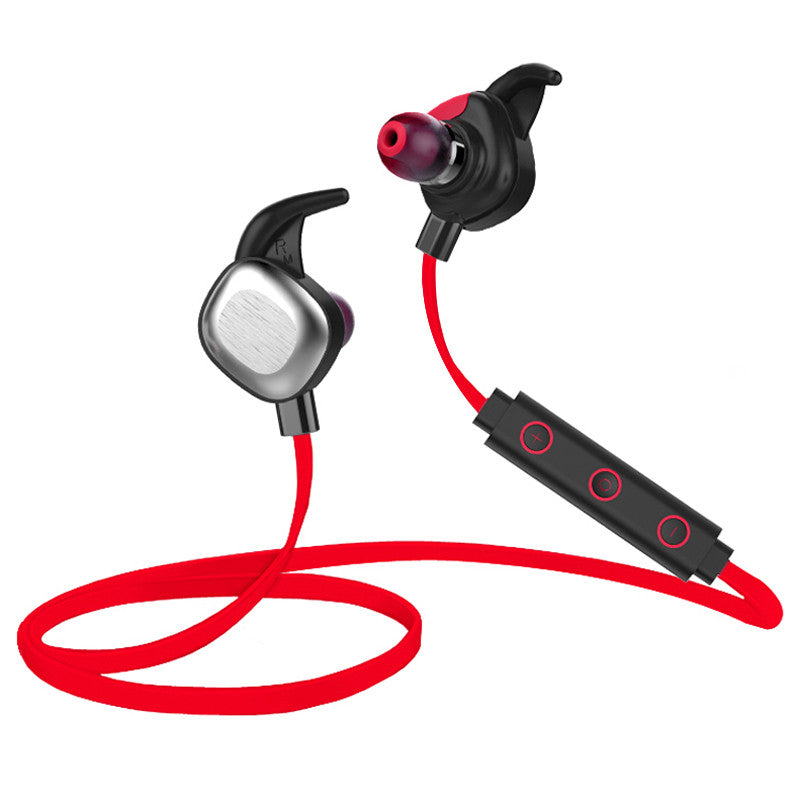 Powerful Bass Sweatproof Magnetic Wireless Sport Stereo Bluetooth 4.1 Earphone Headphone Headset Support APT-X & NFC