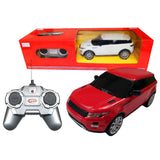 Remote Control Toys RC Car Electric Mini Radio Control Electronic Toy For Boys Kid Christmas Gift Children Hobby 4CH Evoque 1:24