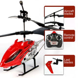 Scolour Newest Mini 2 Channel I/R RC Remote Control Helicopter Kids Toy Gifts
