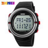 Women Digital Watch Heart Rate Monitor Fitness Tracker Healthy Fit Pedometer Relogio Masculino Waterproof Men Sports Watches