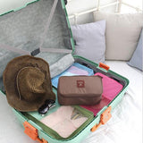 Women Girl Travel Bra Underwear Lingerie Organizer Bag Cosmetic Makeup Toiletry Wash Storage Case Bra Bag