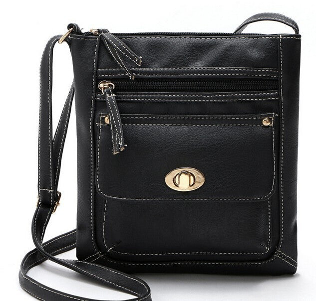 Women messenger bags high quality bolsa feminina women's pouch famous brand handbag ladies