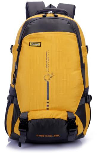 New large capacity backpack Men and women Backpack Outdoor sports bag Students School bag