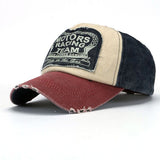 fashion snapback spring baseball cap cotton gorras bone motorcycle caps grinding do old hats for men and women casquette
