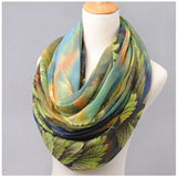 High quality women scarf cotton voile scarves solid warm autumn and winter scarf shawl printed
