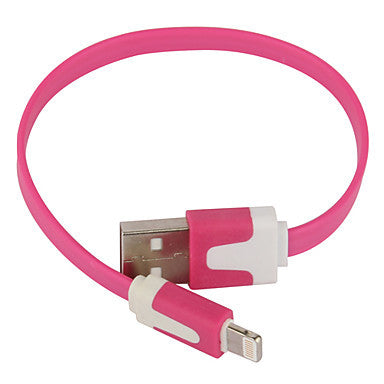 8 Pin Colorful Charge and Data Flat Cable