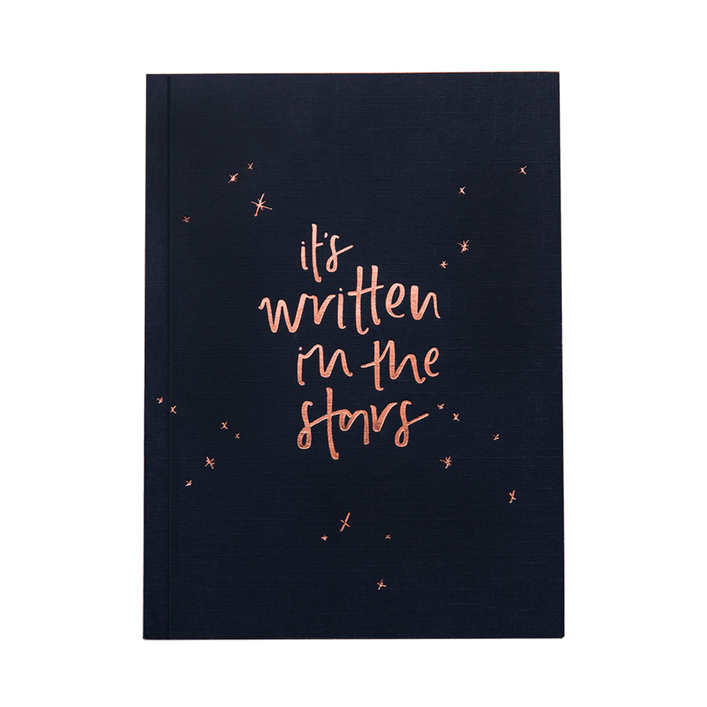 It's Written in the Stars Pocket Journal