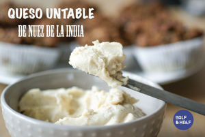 Queso Untable de Nuez de la India