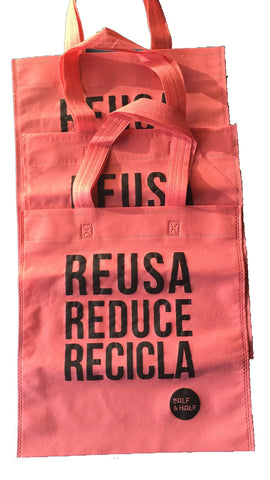 Bolsa Reuse Reduce Recycle