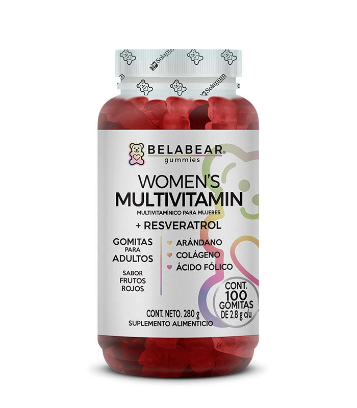 Belabear Womans Multivitamin