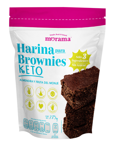 Harina de Brownies Keto