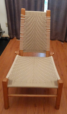 Groovy Used Walt Turpening Spinning Chair For Sale Sky Loom Weavers Machost Co Dining Chair Design Ideas Machostcouk