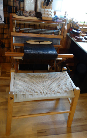Marvelous Used Walt Turpening Spinning Chair For Sale Sky Loom Weavers Machost Co Dining Chair Design Ideas Machostcouk