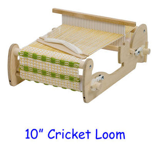 Cricket Class at www.skyloomweavers.com