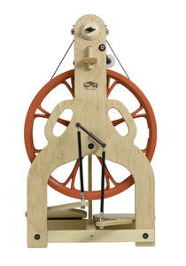 Lady Bug Spinning Wheel