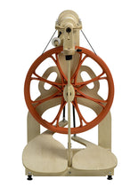 Load image into Gallery viewer, Lady Bug Spinning Wheel