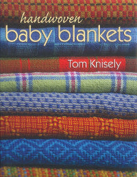 Handwoven Baby Blankets by Tom Knisely