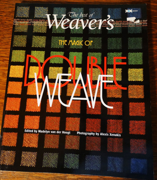 Best of Doubleweave Edited by Madelyn van der Hoogt