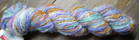 Handspun Yarn - Brenda's Kitchen Sink, www.skyloomweavers.com
