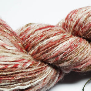 Cherries & Cream - Sport Wt., www.skyloomweavers.com