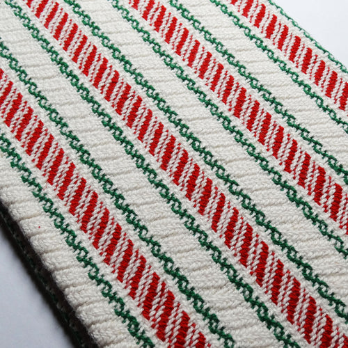 Christmas Towels - White, www.skyloomweavers.com