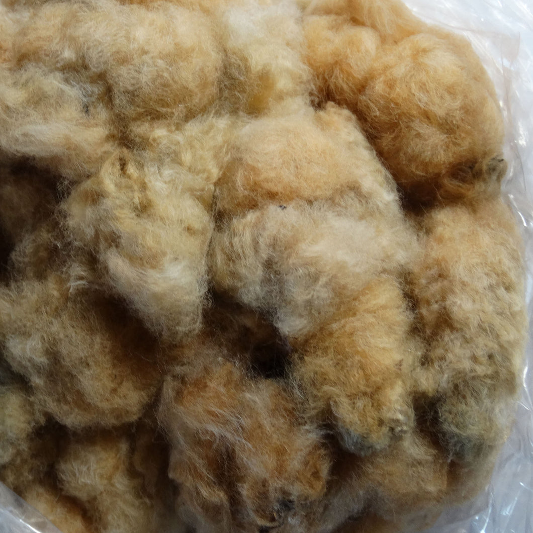 Raw Cotton, 4 oz - Nankeen Brown, www.skyloomweavers