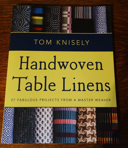 Handwoven Table Linens by Tom Knisely