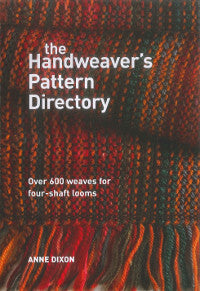 Handweaver's Pattern Directory by Anne Dixon
