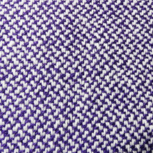 Load image into Gallery viewer, Intersecting Squiggles - Purple, www.skyloomweavers.com