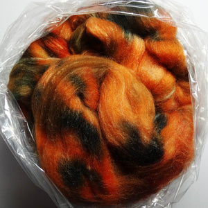 Polwarth & Silk Spinning Fiber