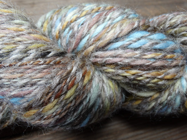 Handspun Yarn - Winter Light, www.skyloomweavers.com