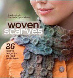 Woven Scarves by Jane Patrick & Stephanie Flynn Sokolov