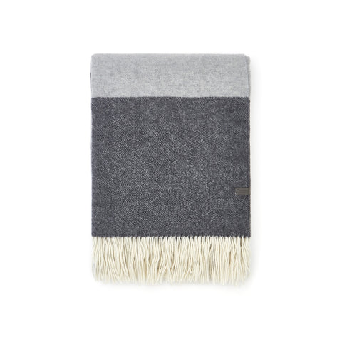 Cashmere Blanket Grey
