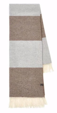 Cashmere Blanket Brown