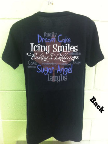 "Icing Smiles Canada - ""SUGAR ANGEL"" T-Shirt!"