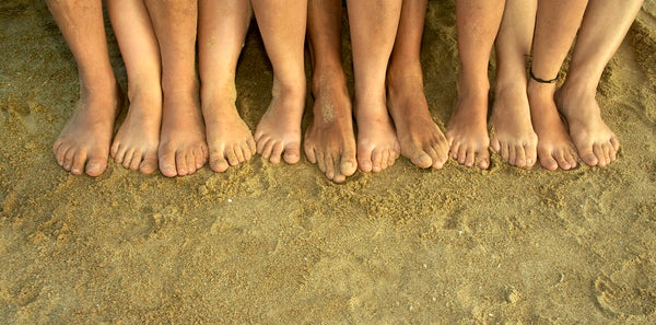 Arch Height: How To Tell If You Have High Arches Or Flat Feet