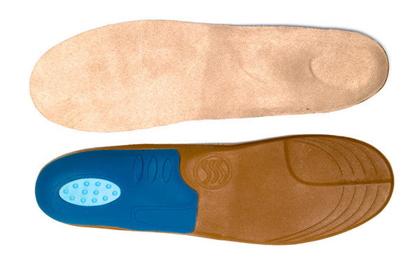 Heat-moldable insoles