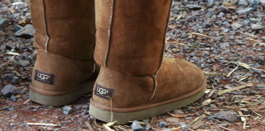 The Easiest Way To Make Your UGG Boots More Comfortable