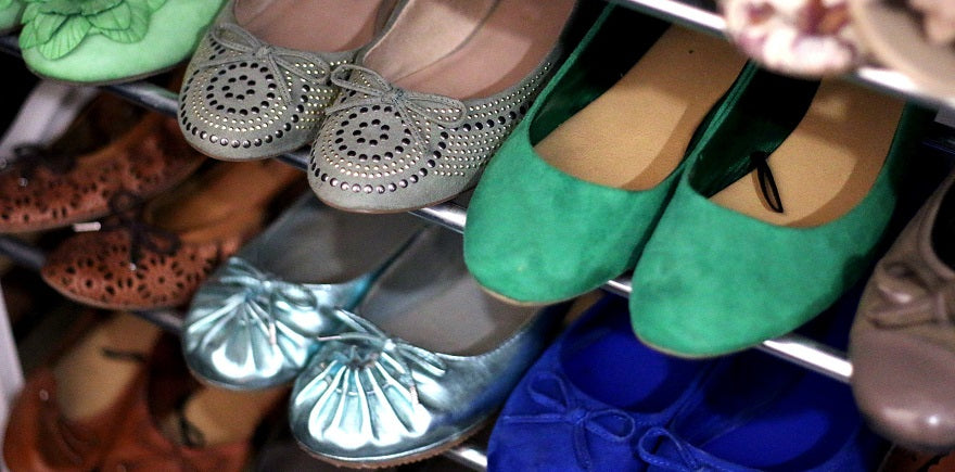 How to make ballet flats comfortable