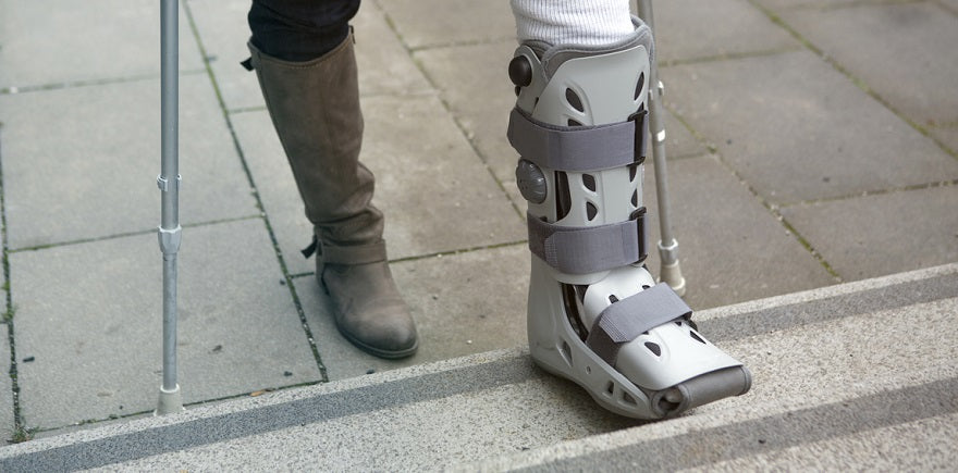 Preventing Stress Fractures In Feet - Causes & Treatments