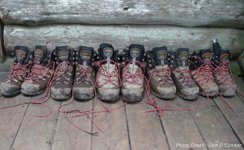 Selecting the Best Hiking Footwear