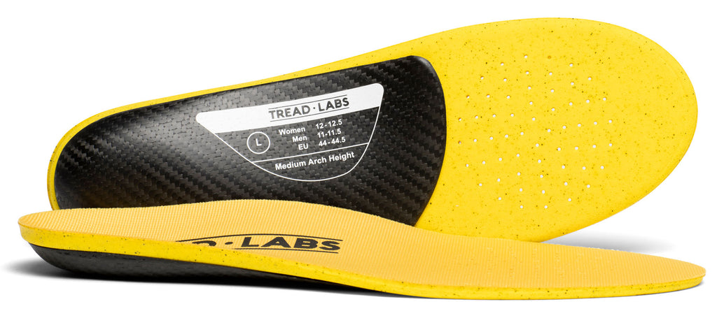 Dash Performance insoles from Tread Labs