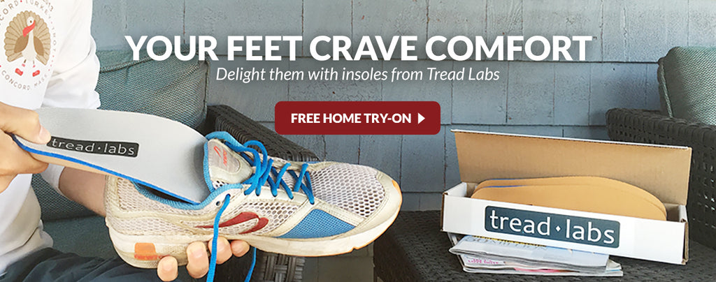 Tread Labs Free Home Try-On