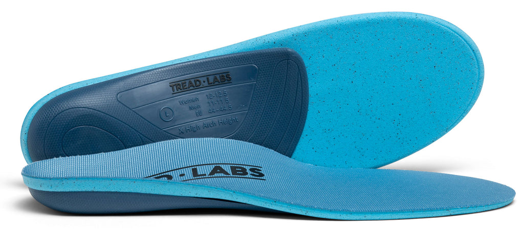 Pace Pain Relief Insoles from Tread Labs